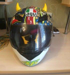 AGV k3 шлем продам