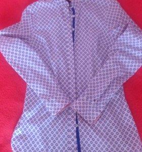 Рубашка Tommy Hilfiger (оригинал) XS