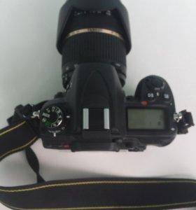 Nikon d7000 kit 18 55