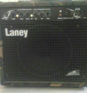 Laney LX35 Гитарный комбоусилитель. ТОРГ ОБМЕН