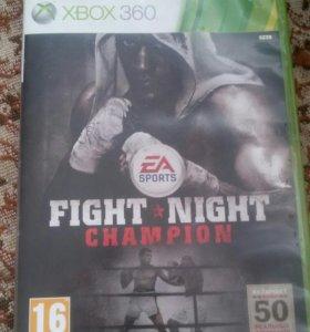 Диск с игрой для Xbox360