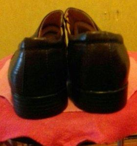 Ботинки .новые.