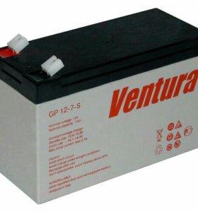 Аккумулятор 7А/ч Ventura GP 12-7S