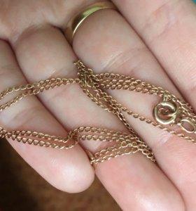 Цепь золото 583 пр. Б\у
