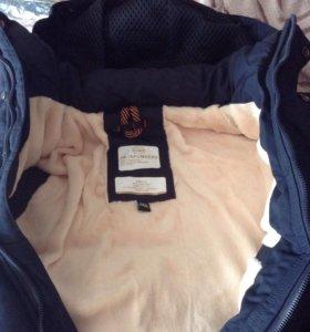 Зимняя мужская куртка новая, размер 52-54