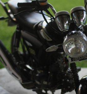 Мотоцикл ABM Phantom 2015