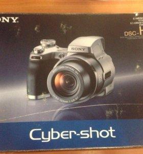 Фотоаппарат Sony H1 в очень хорошем состоянии