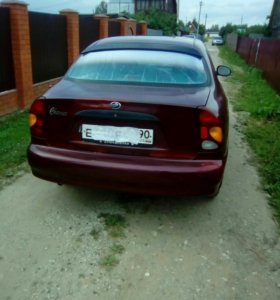 Продается авто ЗАЗ ШАНС 1,5двиг.хозяин один,торг.