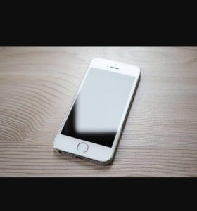Продам айфон серый 5s 16гб