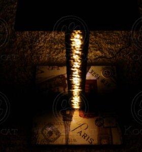 Когтеточка-светильник напольная «Kogtecat» (средн)