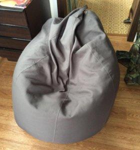 Кресло мешок в форме груши