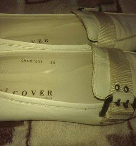 """Туфли """"Cover"""" кожа"""