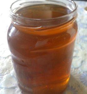 Мёд с горной пасеки