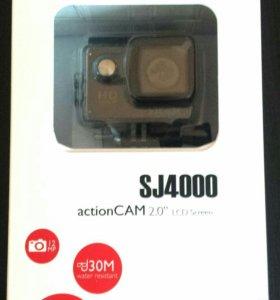Экшн камера (видеорегистратор) SJCAM SJ4000