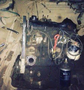 Двигатель Golf/Jetta 2