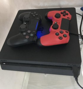 PlayStation 4 slim 1000Gb