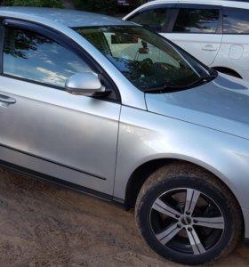 Volkswagen Passat 1.4МТ, 2008, седан