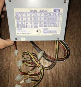 Блок питания LPQ2-30 300W
