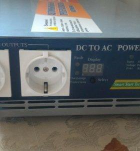 Инвертор Porto HT-P-1200 1200W