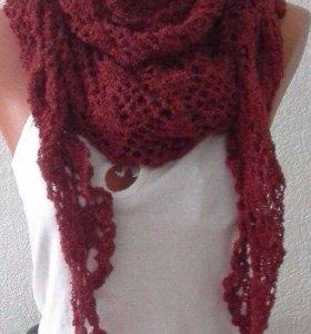 шарф - шаль