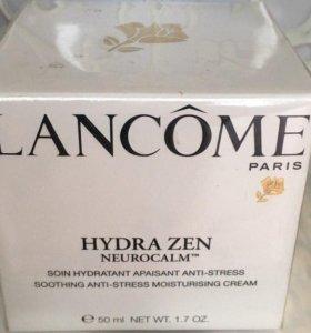 Lancome hudra sen Успокаивающий крем
