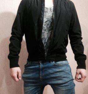 Куртка ветровка Zara man