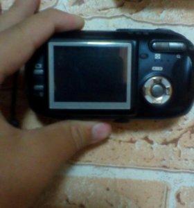Фотоопарат (Recam)+sd флэшка