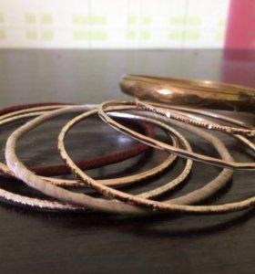 Кольца-браслет