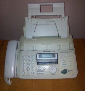 Телефон-факс Panasonic KX-FP158RU
