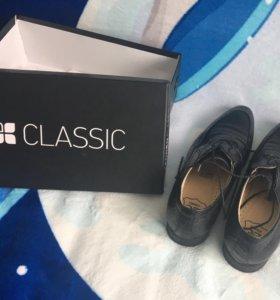 Туфли мужские кожаные абсолютно новые