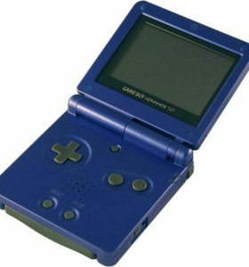 Nintendo game boy advance SP.