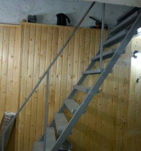 металическая лестница