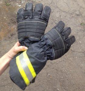 Пожарные перчатки