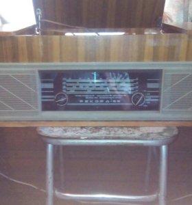 Радиоприёмник. Рекорд-66