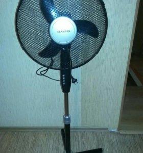 Вентилятор напольный Lamark