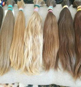 Детские срезы волос
