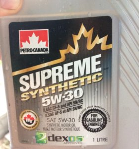 petro canada synthetic 5w30 1л