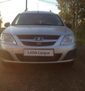 LADA Largus 1.6 МТ, 2013г., универсал