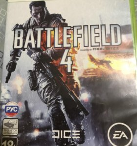 Игра для Xbox 360 Battlefield