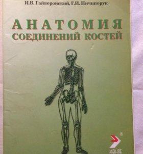 Анатомия соединения костей