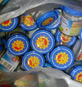 Баночки детского питания