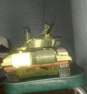 Легендарный танк модель Т- 72 радио управление