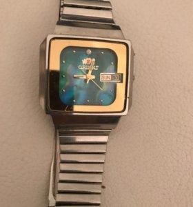 Часы японские Ориент