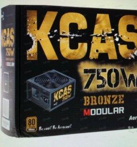 Aerocool kcas-750M Bronze 750 Вт