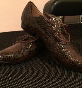 Женские ботинки Зенден