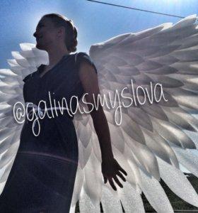 Крылья для фотосессий