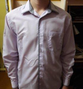 Рубашка на мальчика 12 лет