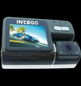 Видеорегистратор VX-305 dual Б/У