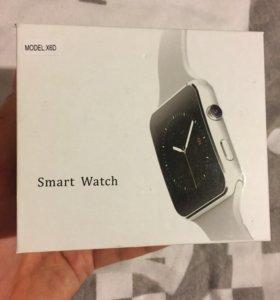 Смарт часы Smart Watch X6D