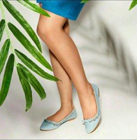 Женские туфли( балетки)